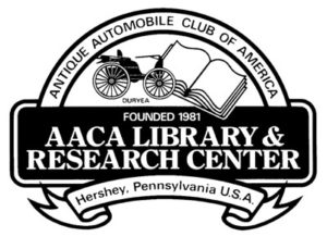 AACA Library & Research Center